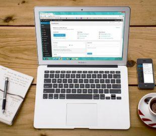 site Internet avec WordPress