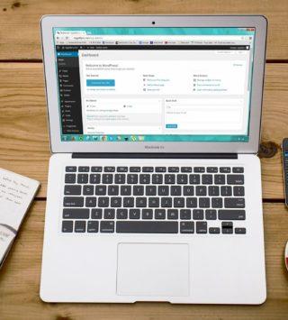 Formation création de site Internet avec WordPress