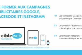 Gérer soi-même les campagnes de publicité Google, Facebook et Instagram en se formant au webmarketing