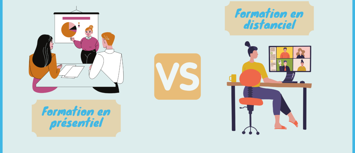 Se former en présentiel ou distanciel ? Comparatif